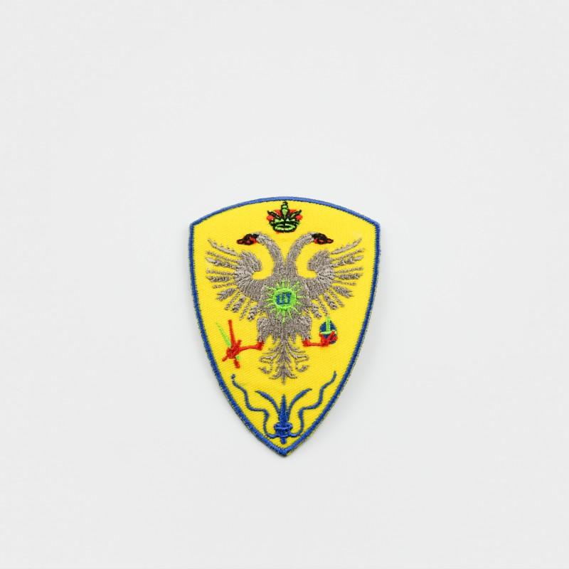 """Aufnäher """"Palio"""" aus Siena"""