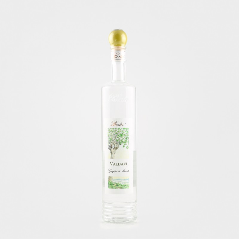 Berta Grappa Valdavi, 700ml
