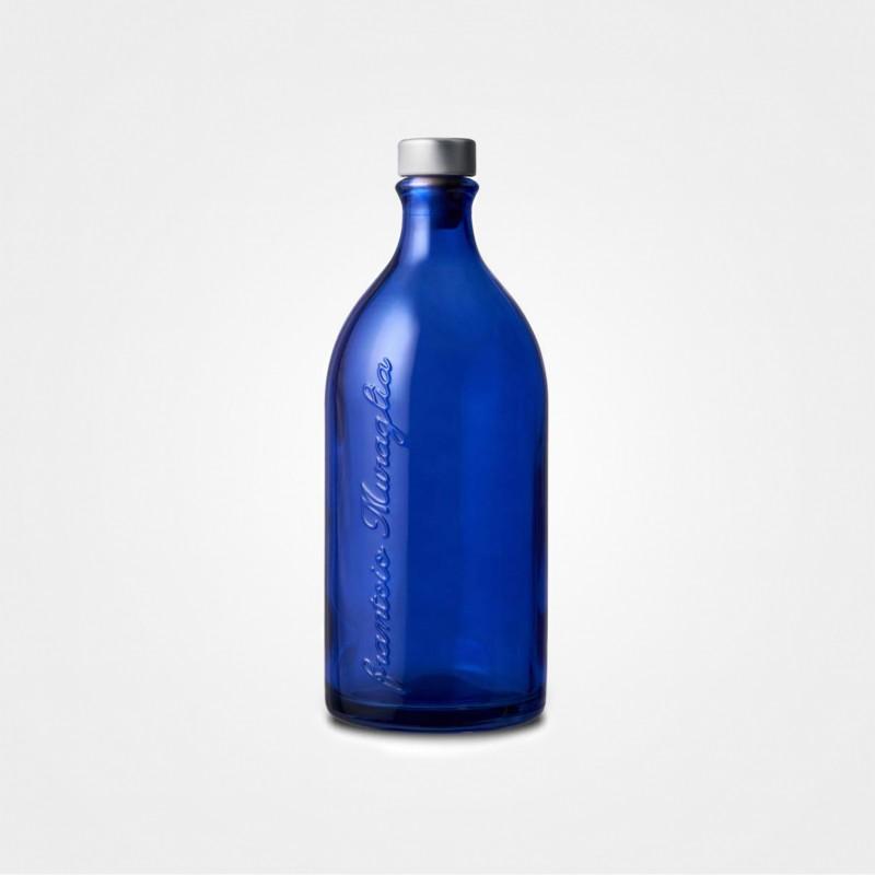 """Muraglia Vetro Blue """"Peranzana"""" Olivenöl, 500ml"""