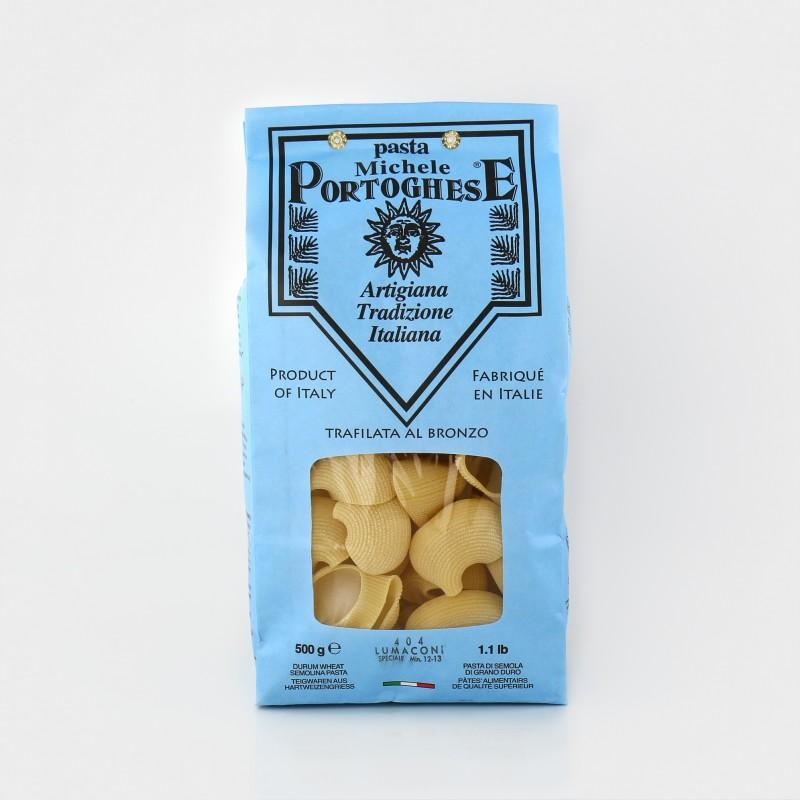 Michele Portoghese Pasta Lumaconi