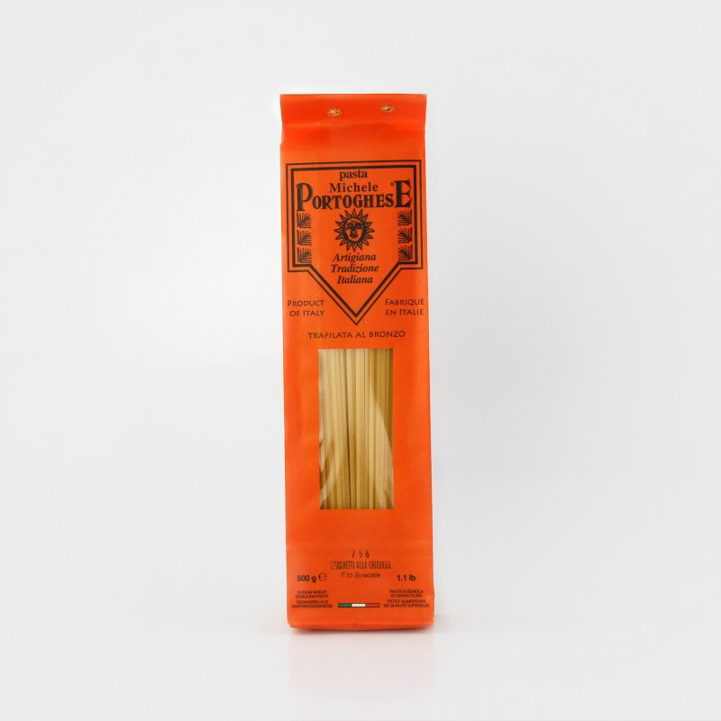 Michele Portoghese Spaghetti alla chitarra