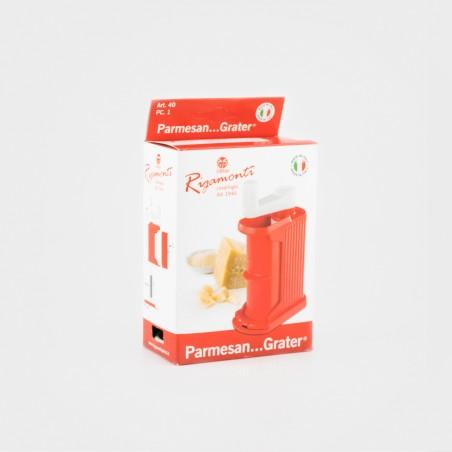 Rigamonti Parmesanreibe Verpackung