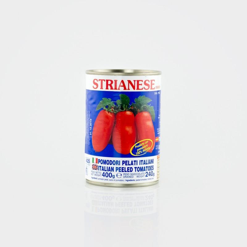 Strianese Flaschentomaten, 400g Dose