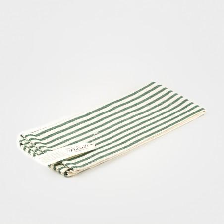 Busatti Küchentuch Melograno, dunkelgrün
