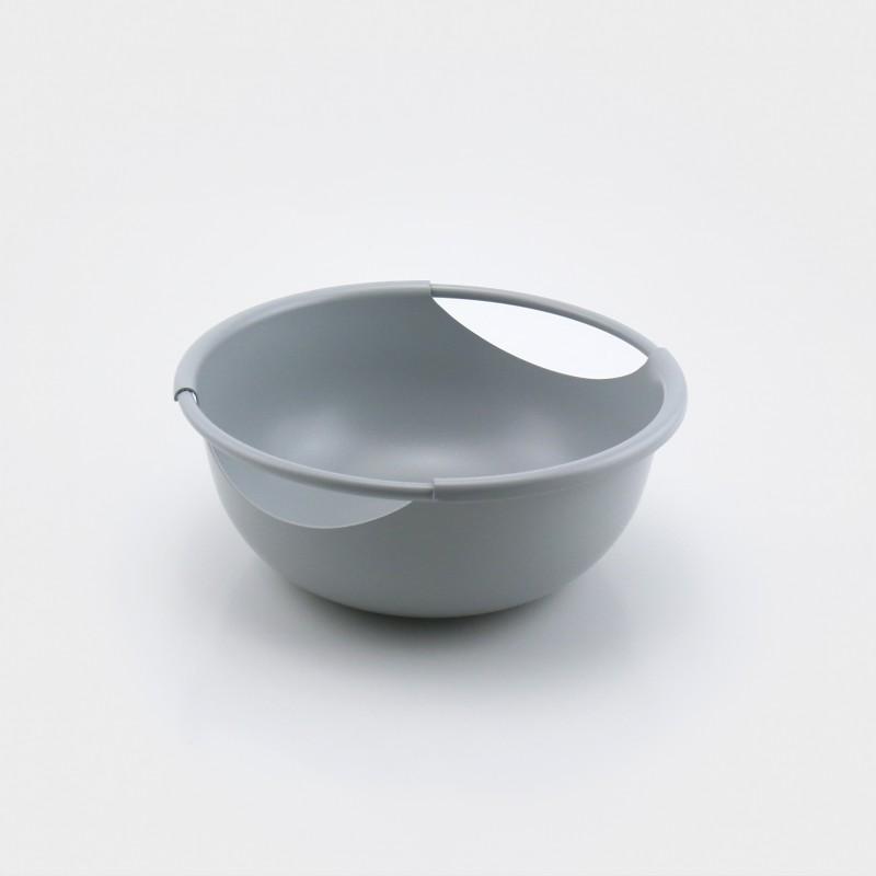 """Bitossi Home Schale """"Ring"""", grau"""