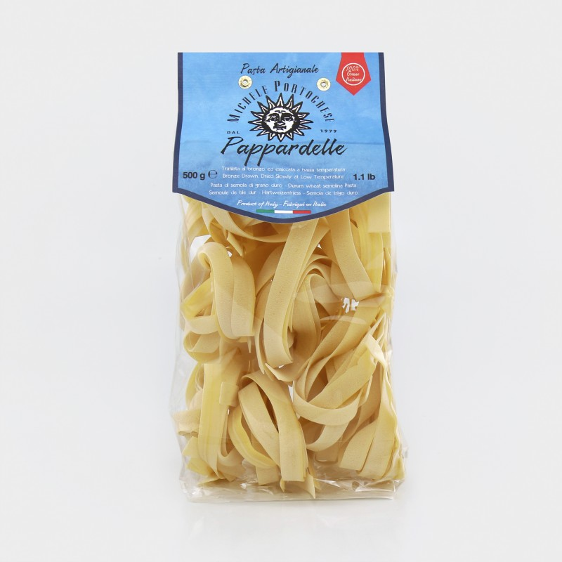Michele Portoghese Pappardelle