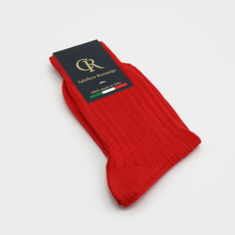 Socken aus Baumwolle, flamme
