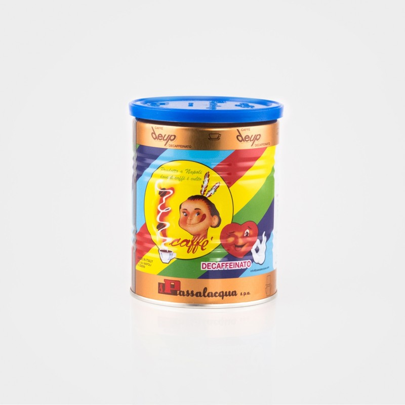 Passalacqua Koffeinfrei Dose 250g gemahlen