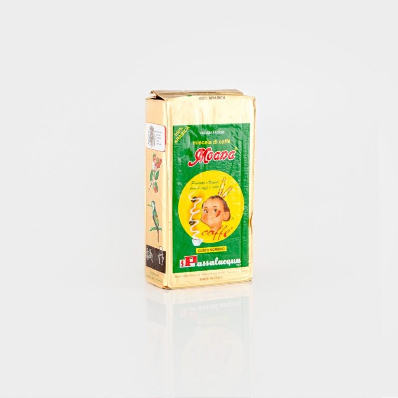 Passalacqua Moana, 250g, Espresso aus Neapel