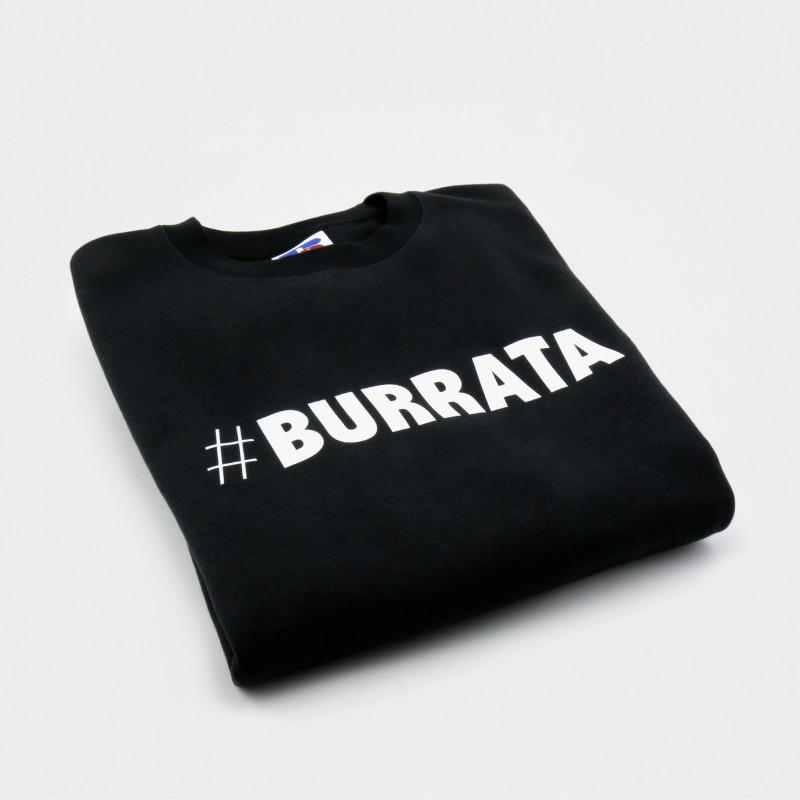 BURRATA-Pullover, unisex