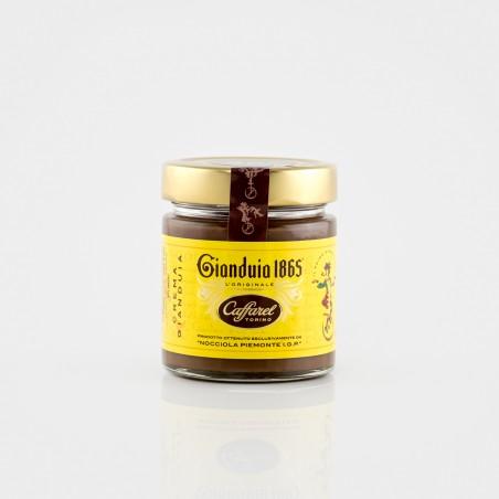Caffarel Gianduia Schokoladencreme aus dem Piemont