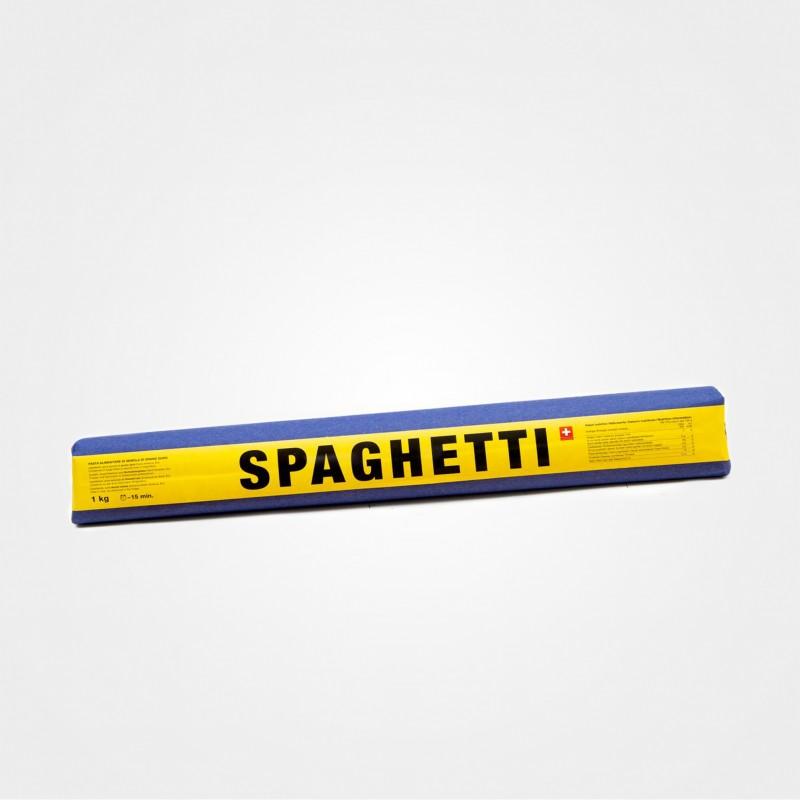 Spaghetti von Molino Poschiavo, 1kg Packung
