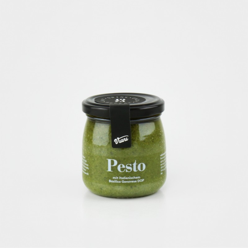 Pesto Genueser Art aus Ligurien