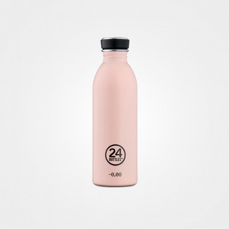 "24Bottles ""Urban Bottle"" Flasche, 500ml, Dusty Pink"