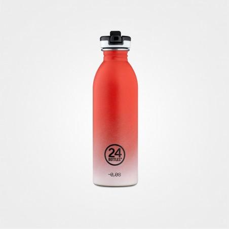 "24Bottles ""Urban Bottle"" Flasche, 500ml, Coral Pulse"