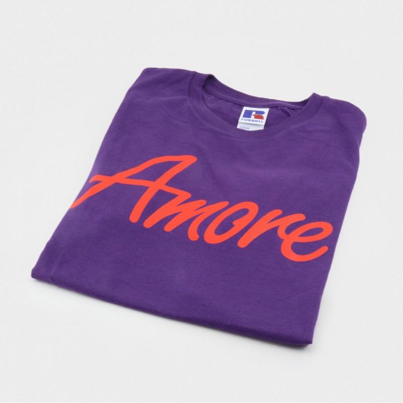 Amore T-Shirt, violet