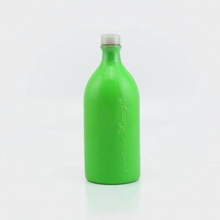 "Muraglia Vetro Shining Green ""Peranzana"" Olivenöl"