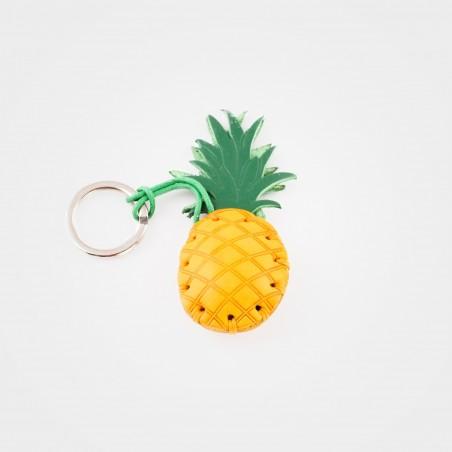 Schlüsselanhänger Ananas