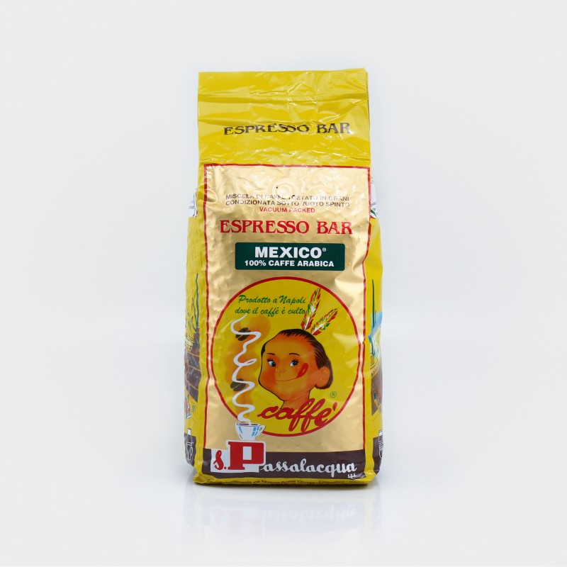 Passalacqua Mexico, Bohnen, 1kg