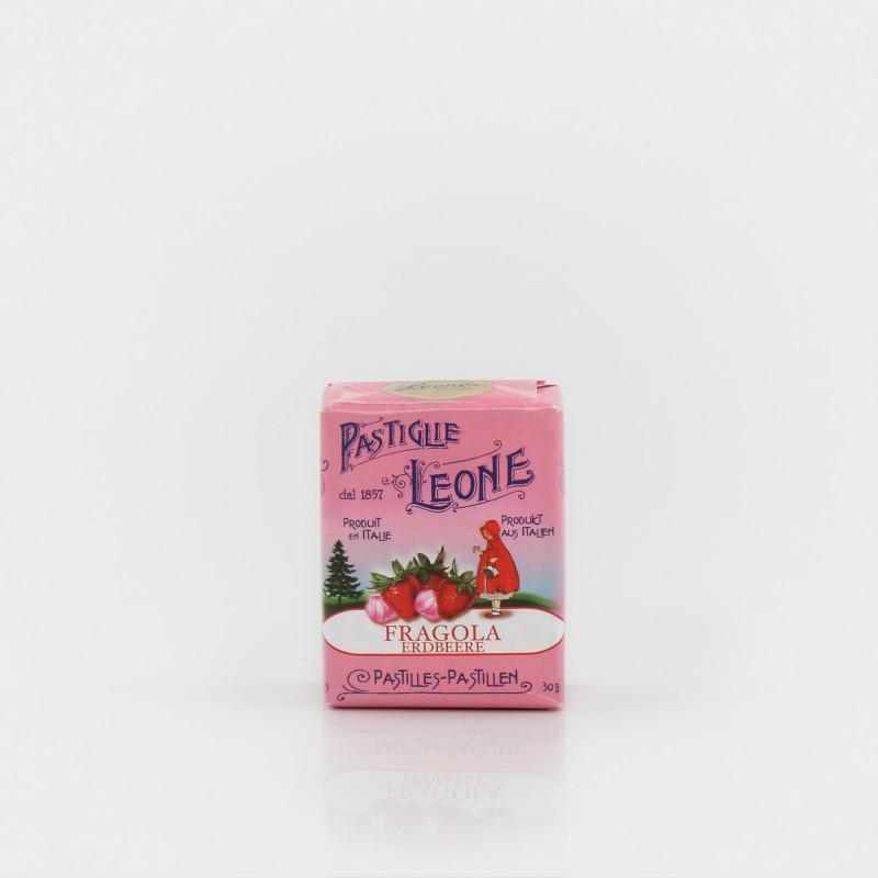 """Leone Pastillen """"Erdbeere"""""""