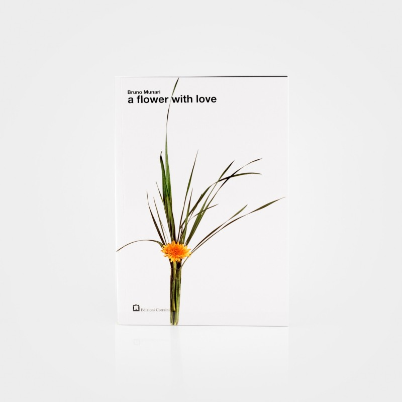 Bruno Munari a flower