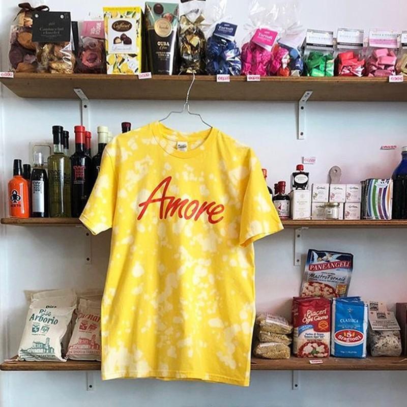 """Amore T-Shirt """"Limone Siciliano"""" von Ruth Bartlett"""