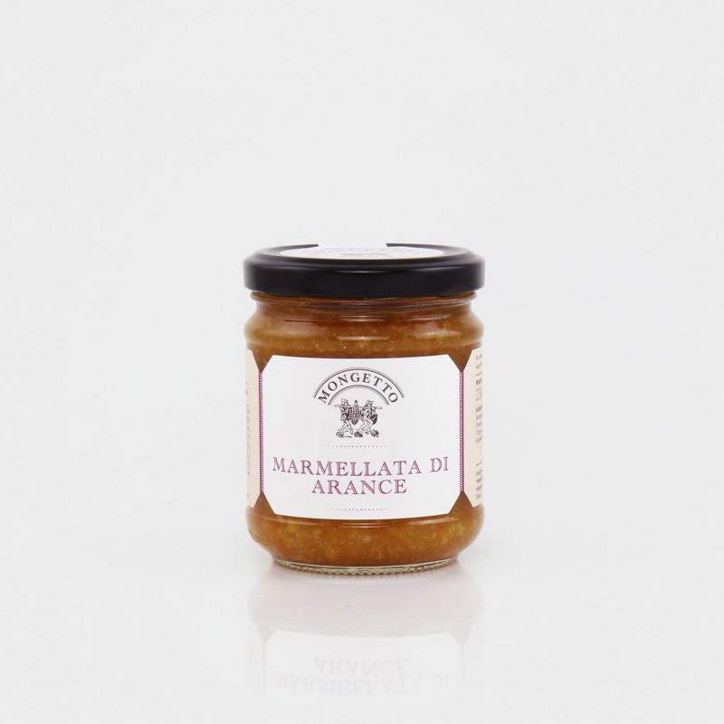 Il Mongetto Marmellata di Arance aus dem Piemont