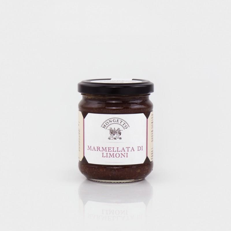 Il Mongetto Marmellata di Limoni aus dem Piemont