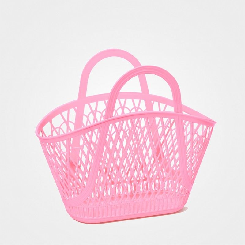 "Sun Jellies ""Betty Basket"", pink"