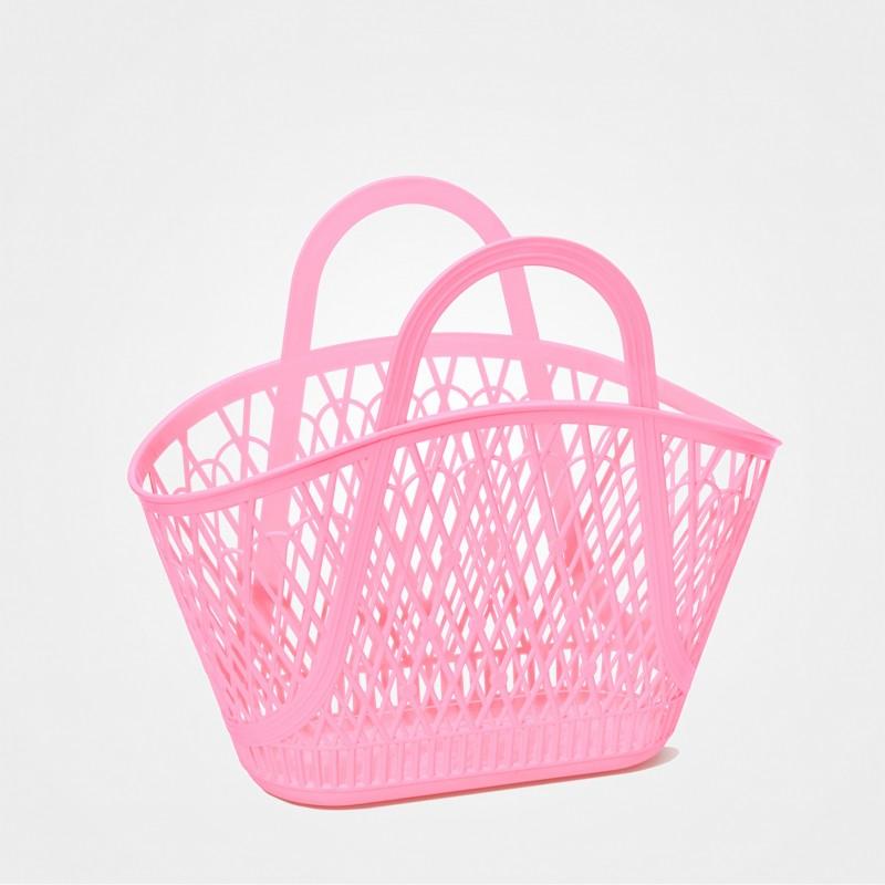"Sun Jellies ""Betty Basket"", pink"