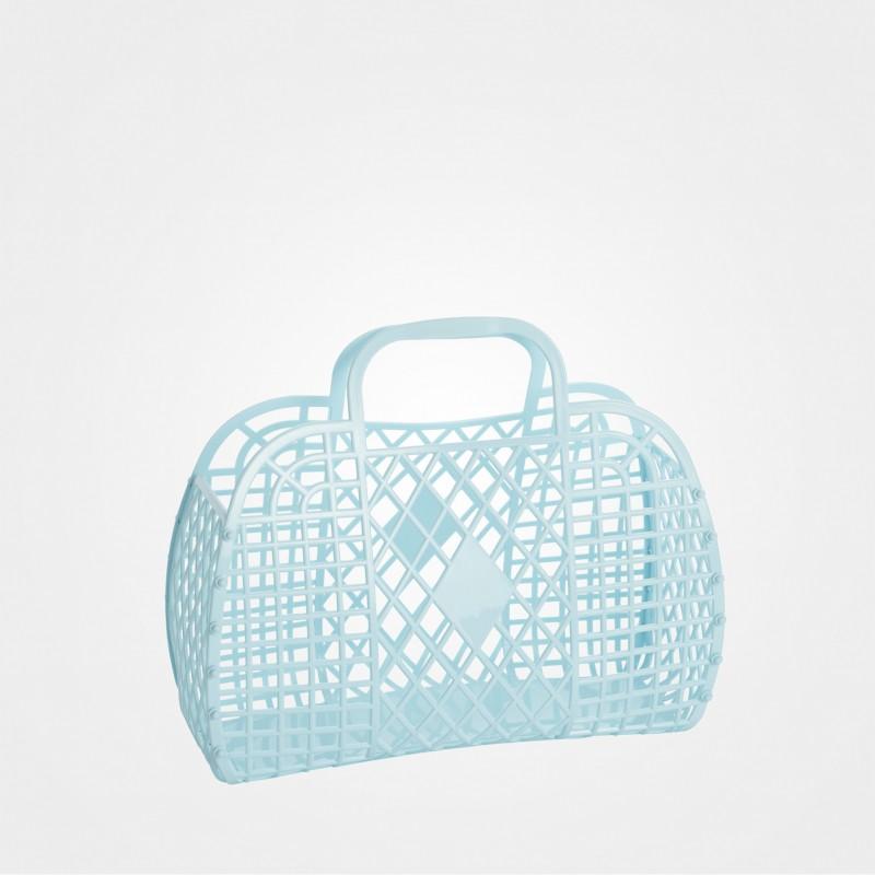 "Sun Jellies ""Retro Basket"", blau"