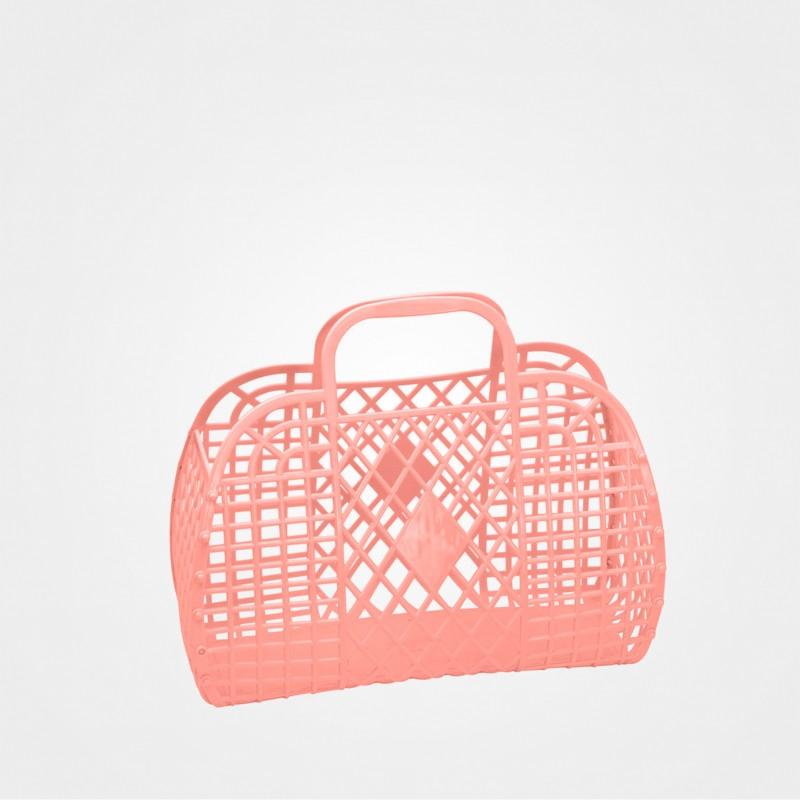 """Sun Jellies """"Retro Basket"""", aprikose"""
