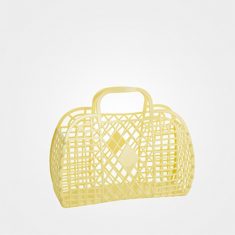 "Sun Jellies ""Retro Basket"", gelb"