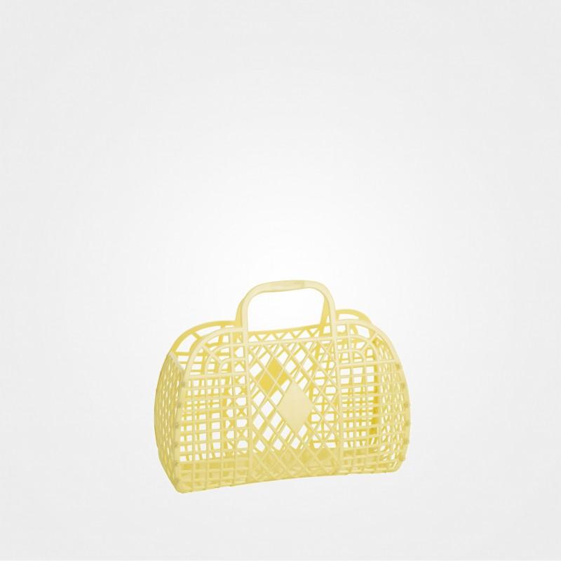 "Sun Jellies ""Retro Basket"", gelb"