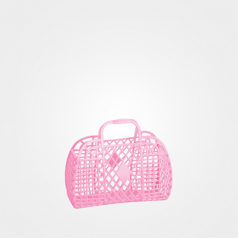 "Sun Jellies ""Retro Basket"", pink"