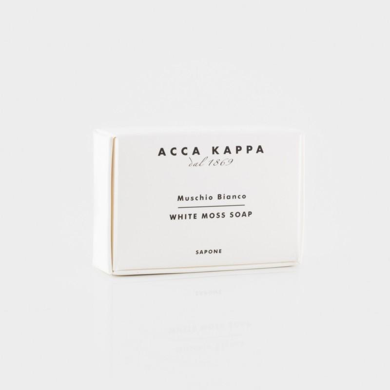 Acca Kappa Muscio Bianco Seife 100g