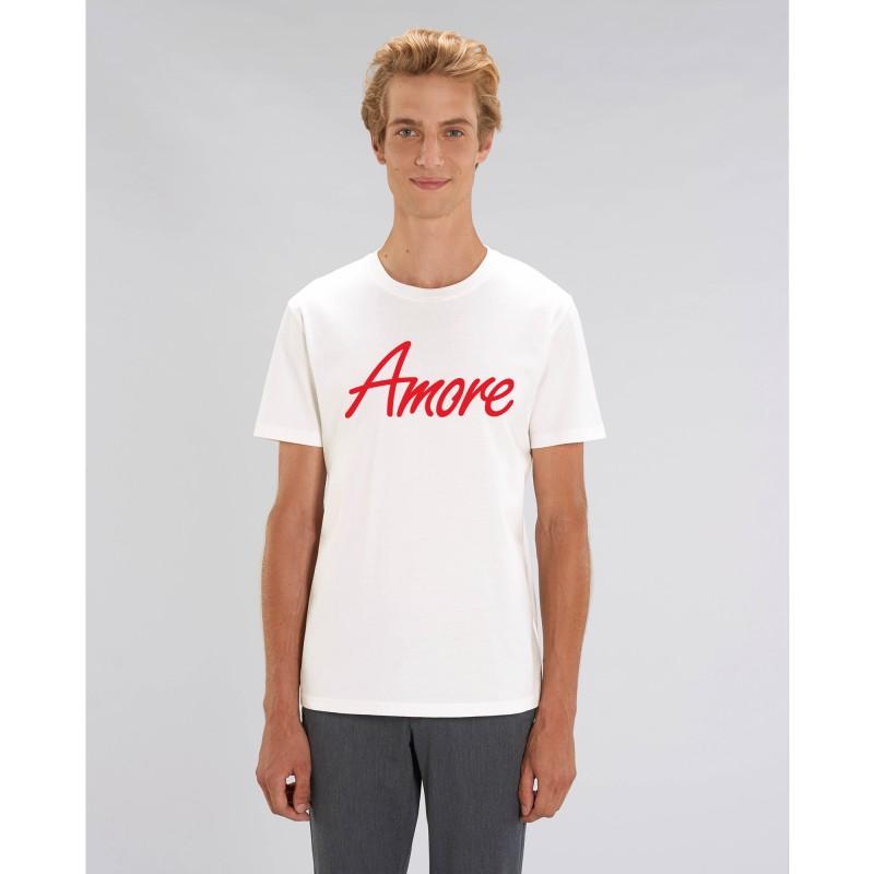 Organic Amore T-Shirt, unisex, off white