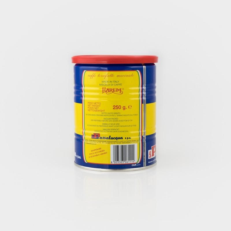Passalacqua Harem, 250g Dose, Espresso aus Neapel