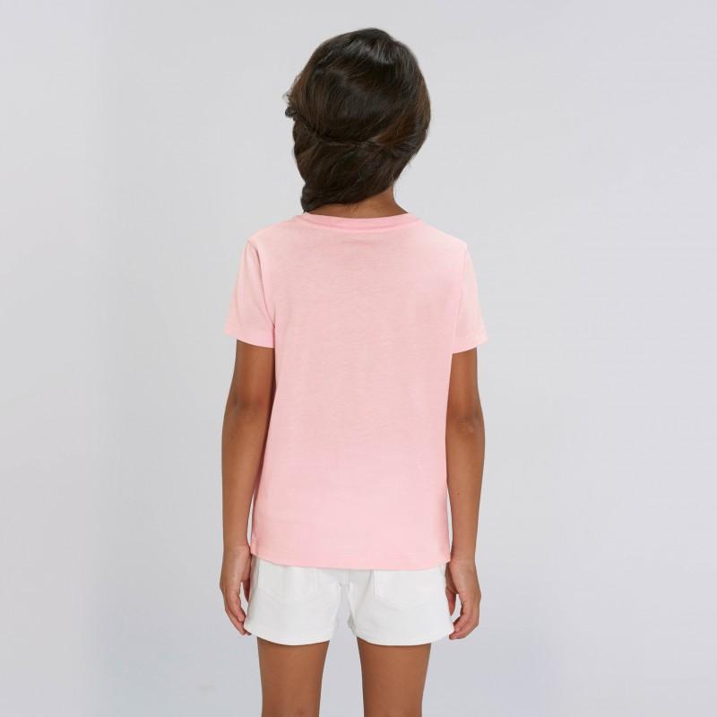 Organic Amore T-Shirt für Kinder, cotton pink