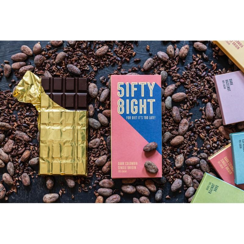 58 Chocolate Dark Colombia