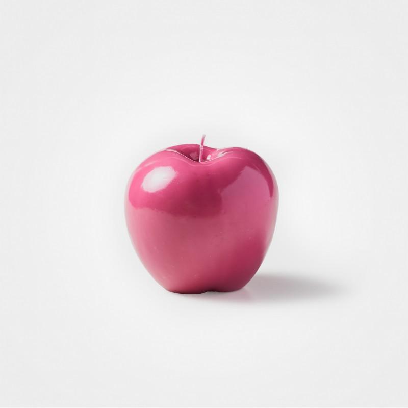 """Bitossi """"Candela Mela"""" Kerze, pink"""