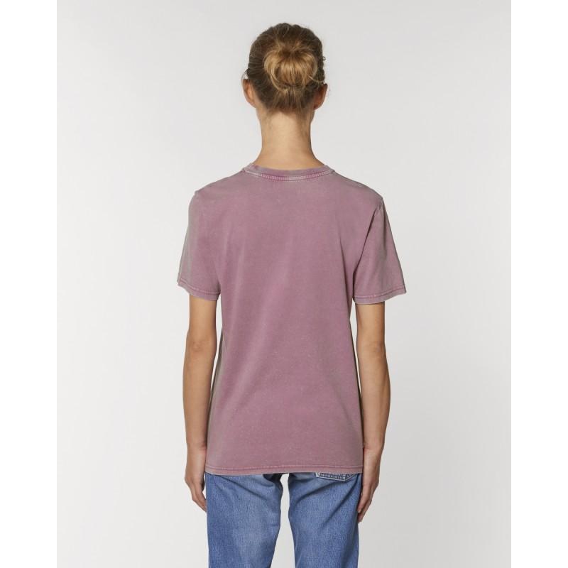 Organic Amore T-Shirt (unisex) aged mauve, Stanley Stella