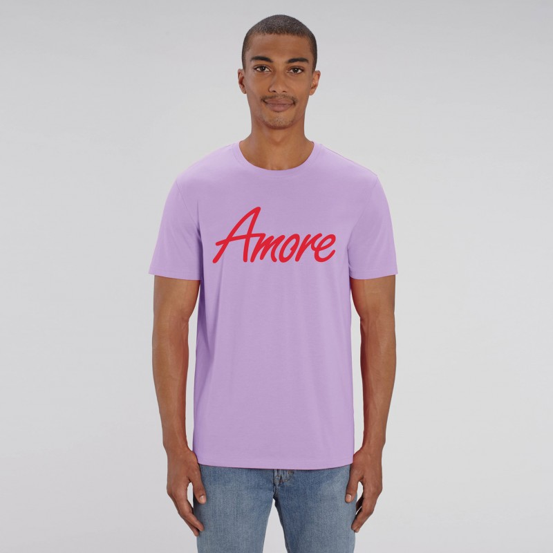 Organic Amore T-Shirt (unisex) lavender