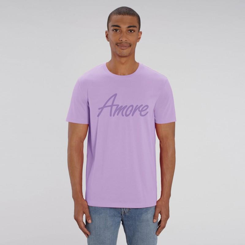 Organic Amore T-Shirt (unisex) lavendel, Lack