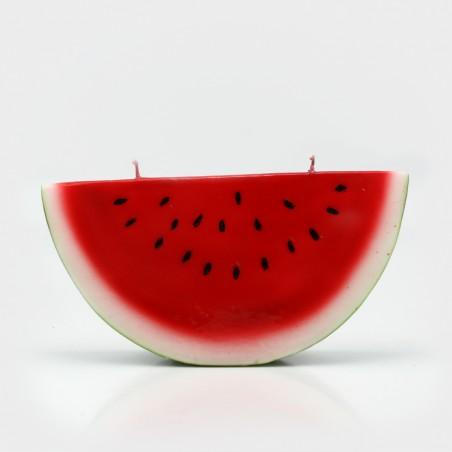 """Kerze """"Wassermelone"""""""