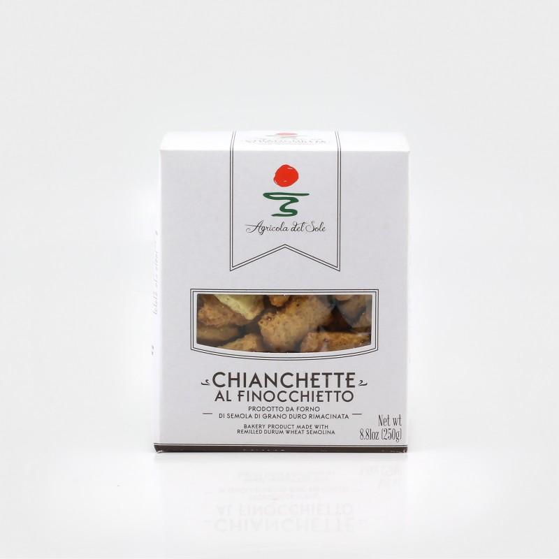 Chianchette mit Fenchel von Agricola del Sole
