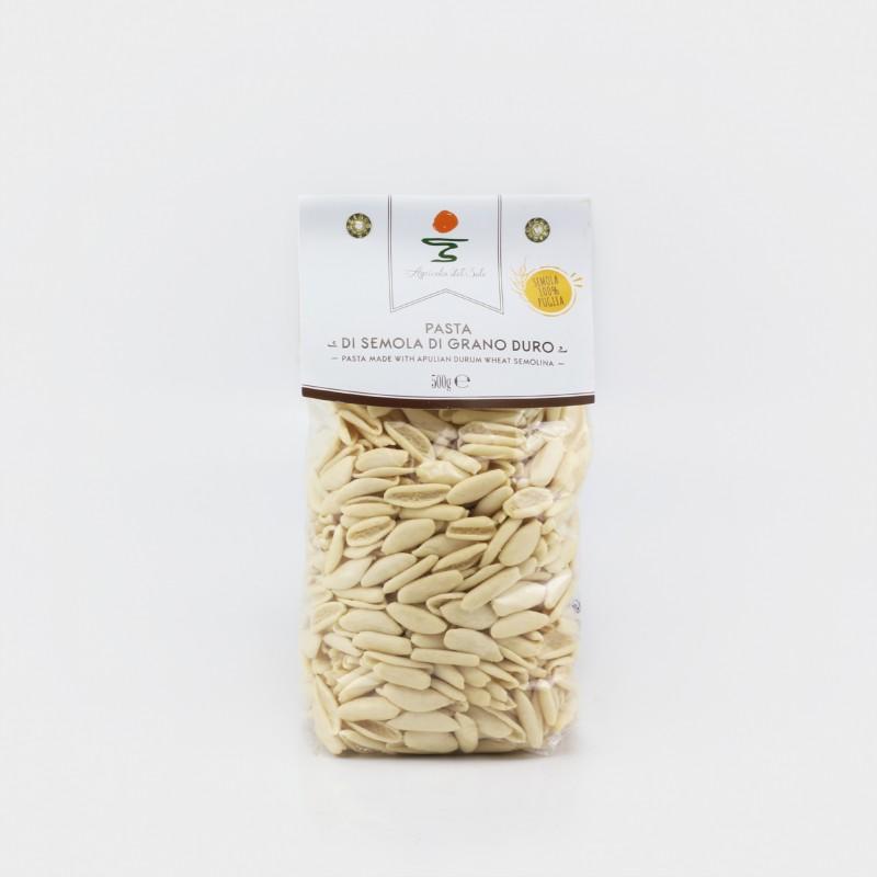 Cavatelli Pasta aus Apulien