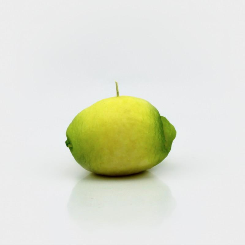 """Kerze """"Zitrone"""" aus Sizilien"""