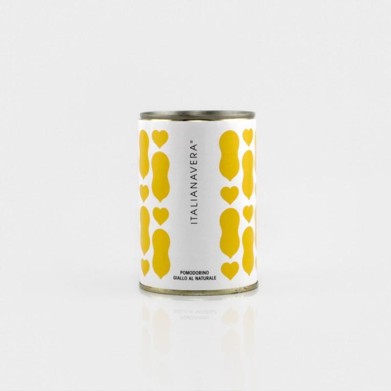 Italianavera Pomodorino giallo al naturale
