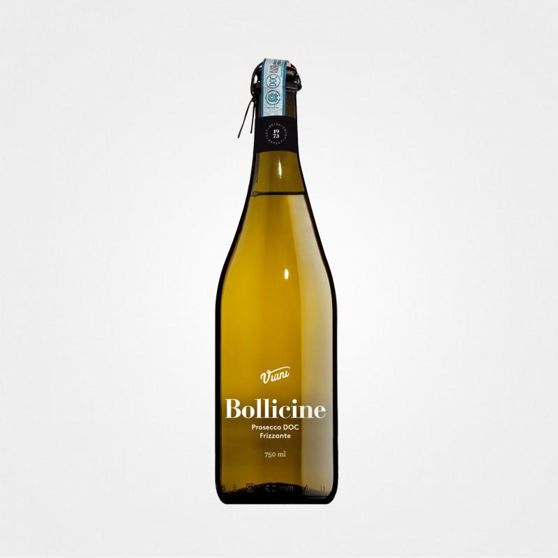 """""""Bollicine"""" Prosecco DOC Frizzante"""